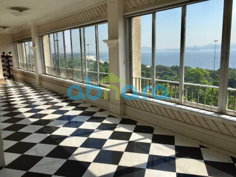 4 - Apartamento À Venda - Flamengo - Rio de Janeiro - RJ - CPAP40245 - 1