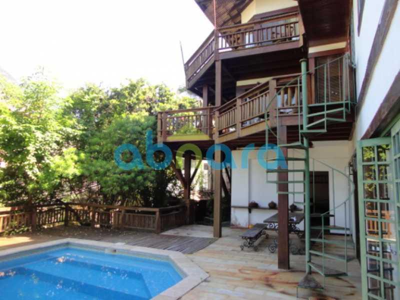 1a - Casa em Condomínio Humaitá, Rio de Janeiro, RJ À Venda, 3 Quartos, 480m² - CPCN30003 - 3