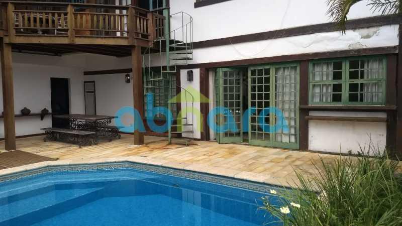 2. - Casa em Condomínio Humaitá, Rio de Janeiro, RJ À Venda, 3 Quartos, 480m² - CPCN30003 - 4
