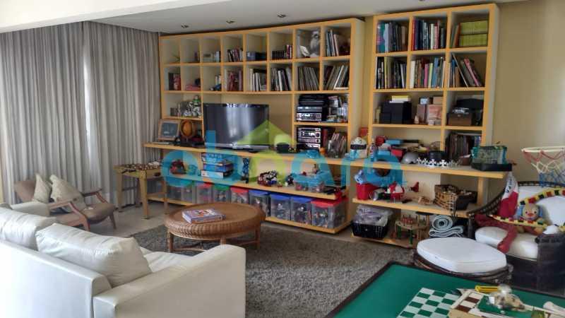 4a. - Casa em Condomínio Humaitá, Rio de Janeiro, RJ À Venda, 3 Quartos, 480m² - CPCN30003 - 7