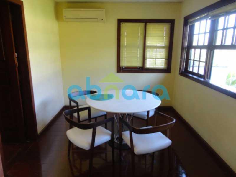 10 - Casa em Condomínio Humaitá, Rio de Janeiro, RJ À Venda, 3 Quartos, 480m² - CPCN30003 - 18