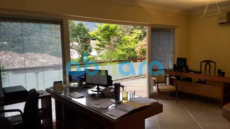 1. - Casa em Condomínio 4 quartos à venda Humaitá, Rio de Janeiro - R$ 2.700.000 - CPCN40010 - 1
