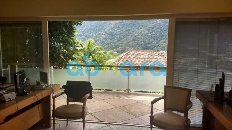 2. - Casa em Condomínio 4 quartos à venda Humaitá, Rio de Janeiro - R$ 2.700.000 - CPCN40010 - 3