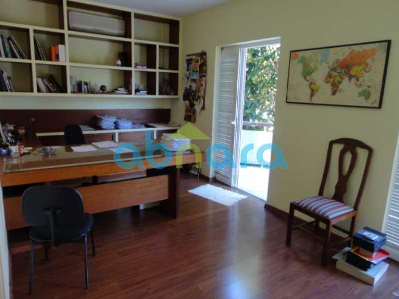 4 - Casa em Condomínio 4 quartos à venda Humaitá, Rio de Janeiro - R$ 2.700.000 - CPCN40010 - 8
