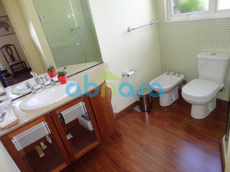5 - Casa em Condomínio 4 quartos à venda Humaitá, Rio de Janeiro - R$ 2.700.000 - CPCN40010 - 11