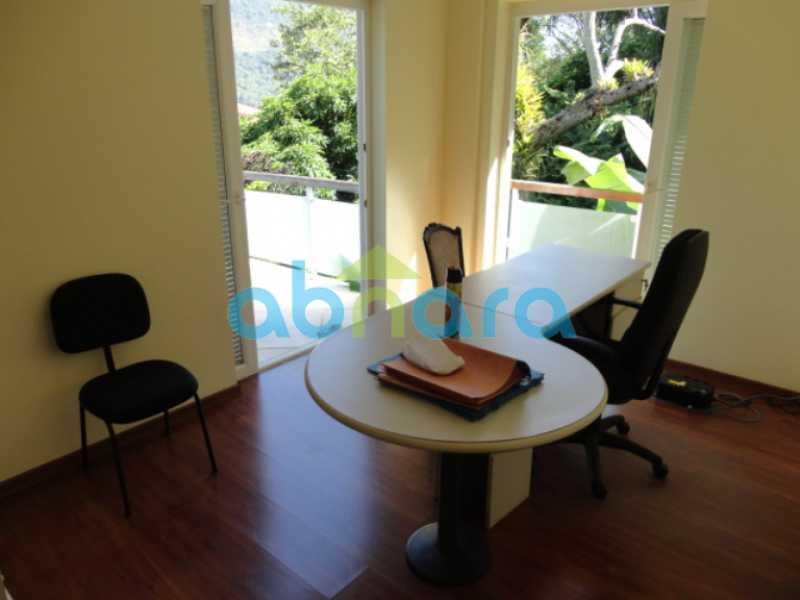 7 - Casa em Condomínio 4 quartos à venda Humaitá, Rio de Janeiro - R$ 2.700.000 - CPCN40010 - 13