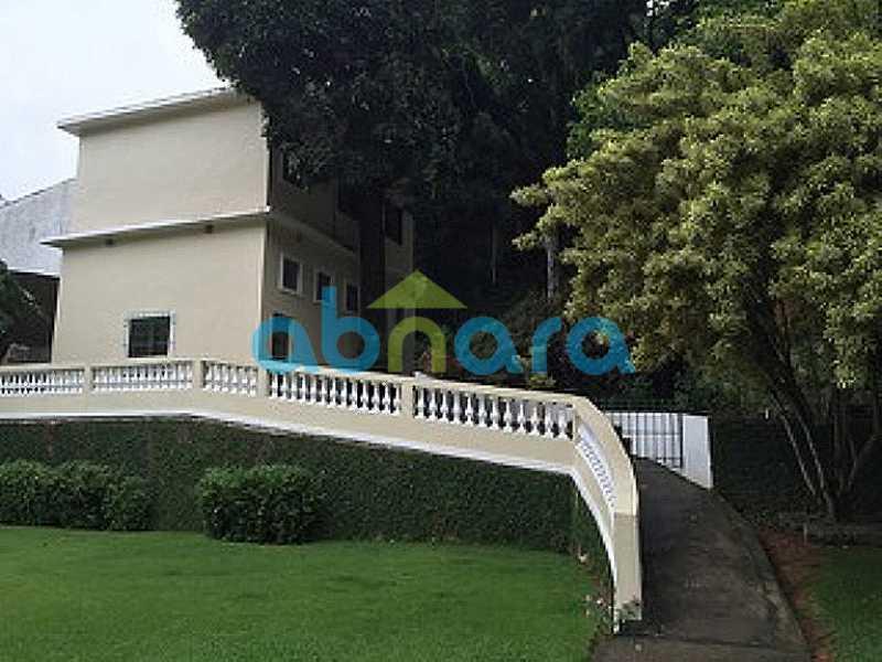IMG_1907-1. - Casa em Condomínio 9 quartos à venda Cosme Velho, Rio de Janeiro - R$ 3.200.000 - CPCN90001 - 3