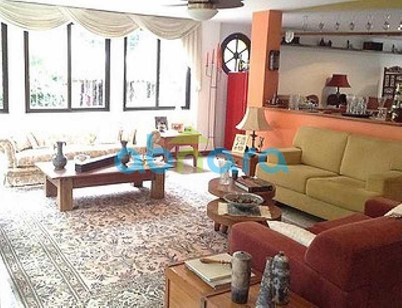 IMG_3944. - Casa em Condomínio 9 quartos à venda Cosme Velho, Rio de Janeiro - R$ 3.200.000 - CPCN90001 - 4