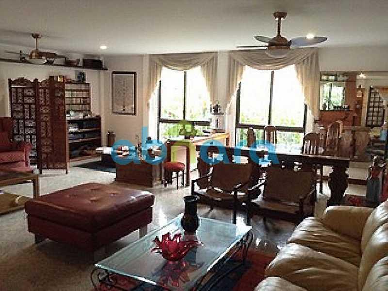 IMG_3945. - Casa em Condominio À Venda - Cosme Velho - Rio de Janeiro - RJ - CPCN90001 - 5