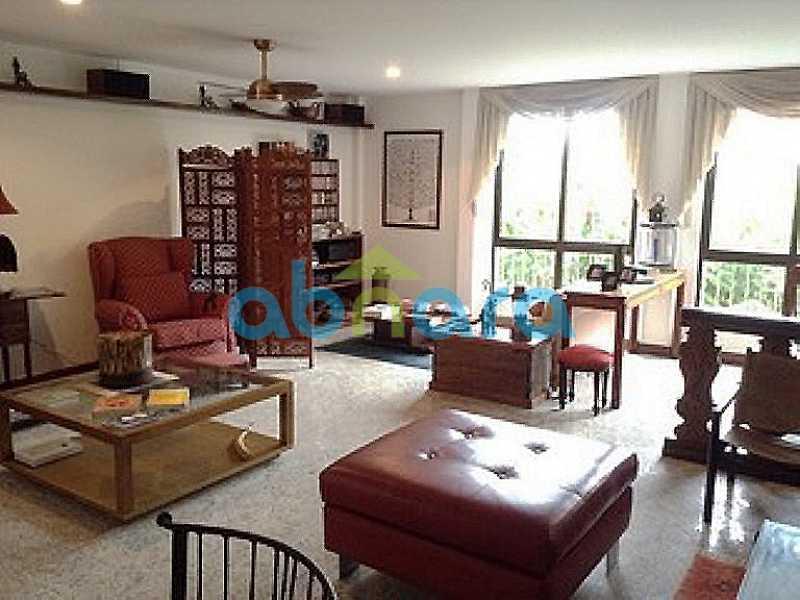 IMG_3946. - Casa em Condominio À Venda - Cosme Velho - Rio de Janeiro - RJ - CPCN90001 - 6