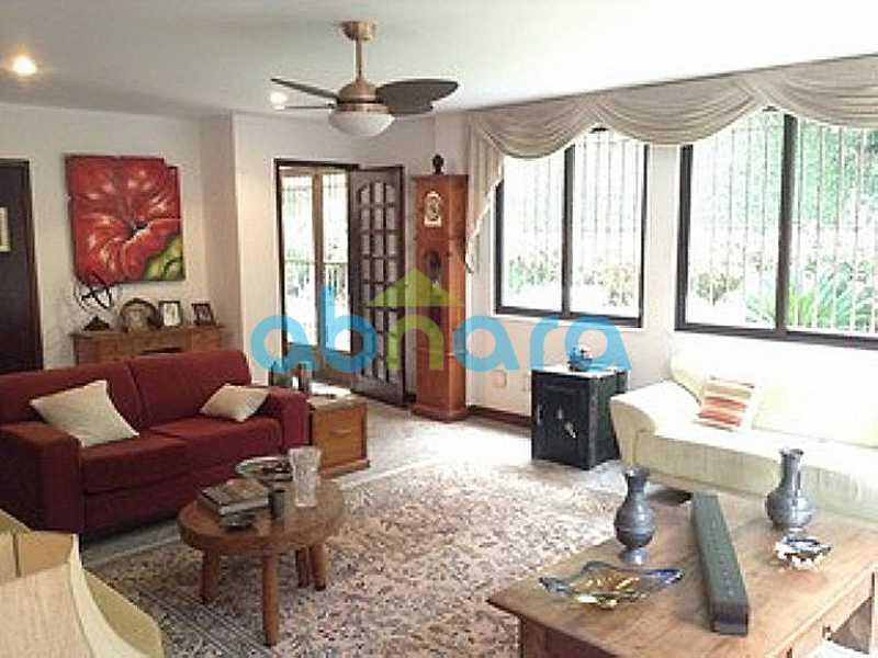 IMG_3947. - Casa em Condomínio 9 quartos à venda Cosme Velho, Rio de Janeiro - R$ 3.200.000 - CPCN90001 - 7