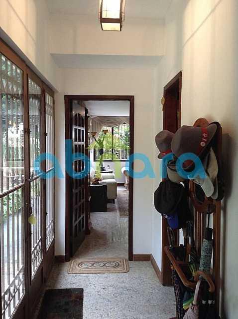 IMG_3957. - Casa em Condomínio 9 quartos à venda Cosme Velho, Rio de Janeiro - R$ 3.200.000 - CPCN90001 - 10