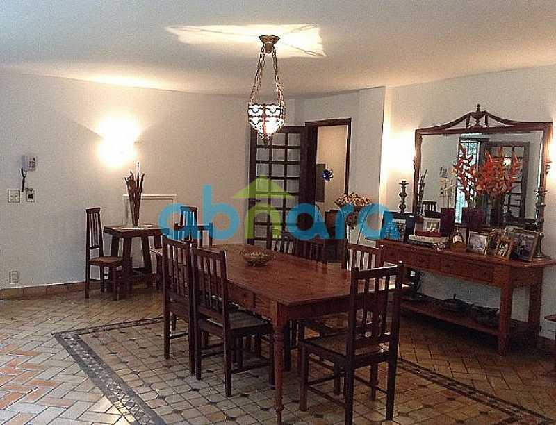 IMG_3960. - Casa em Condomínio 9 quartos à venda Cosme Velho, Rio de Janeiro - R$ 3.200.000 - CPCN90001 - 11