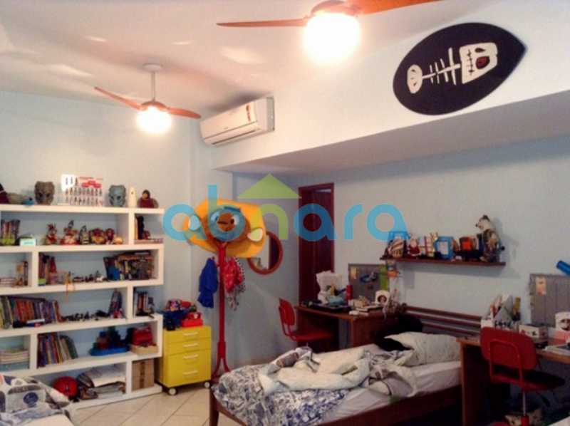 IMG_3982. - Casa em Condomínio 9 quartos à venda Cosme Velho, Rio de Janeiro - R$ 3.200.000 - CPCN90001 - 14
