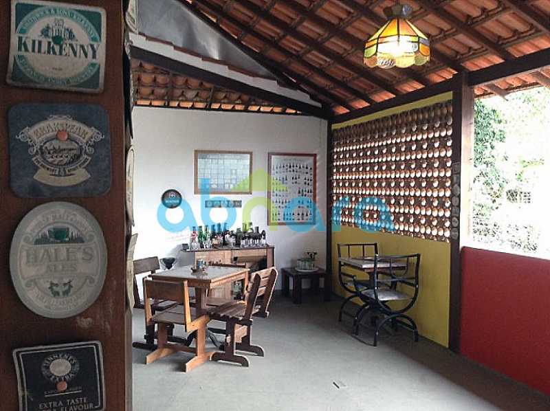 IMG_4001. - Casa em Condomínio 9 quartos à venda Cosme Velho, Rio de Janeiro - R$ 3.200.000 - CPCN90001 - 19