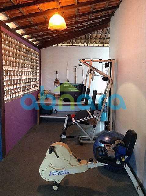 IMG_4003. - Casa em Condominio À Venda - Cosme Velho - Rio de Janeiro - RJ - CPCN90001 - 21