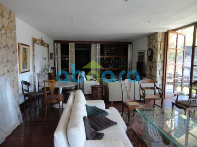 1 - Casa 5 quartos à venda Humaitá, Rio de Janeiro - R$ 7.800.000 - CPCA50004 - 3