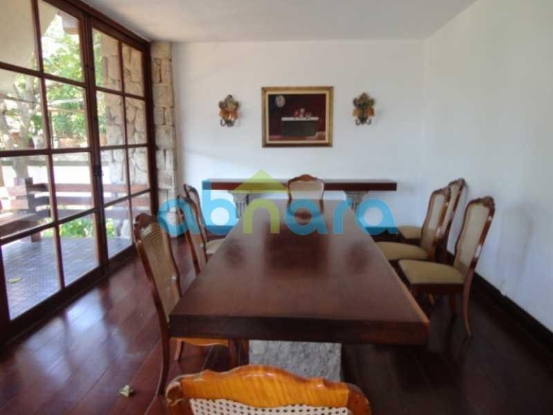2 - Casa 5 quartos à venda Humaitá, Rio de Janeiro - R$ 7.800.000 - CPCA50004 - 6
