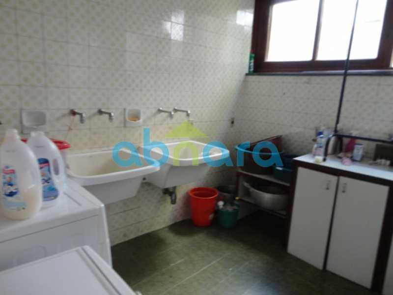 20 - Casa 5 quartos à venda Humaitá, Rio de Janeiro - R$ 7.800.000 - CPCA50004 - 18