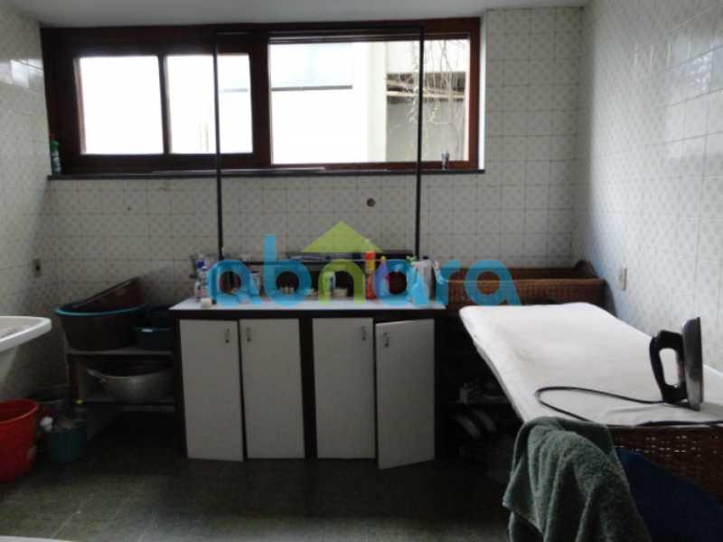 21 - Casa 5 quartos à venda Humaitá, Rio de Janeiro - R$ 7.800.000 - CPCA50004 - 19