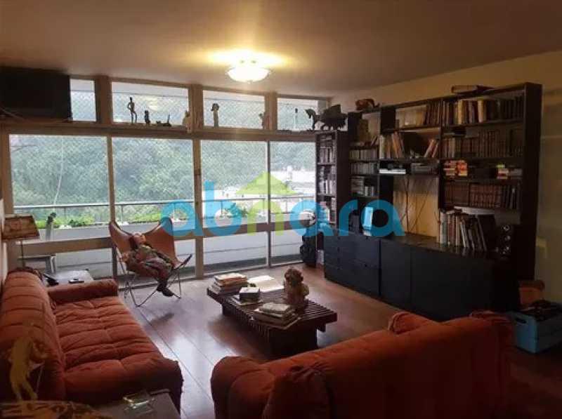 1. - Apartamento Leblon, Rio de Janeiro, RJ À Venda, 4 Quartos, 170m² - CPAP40247 - 3