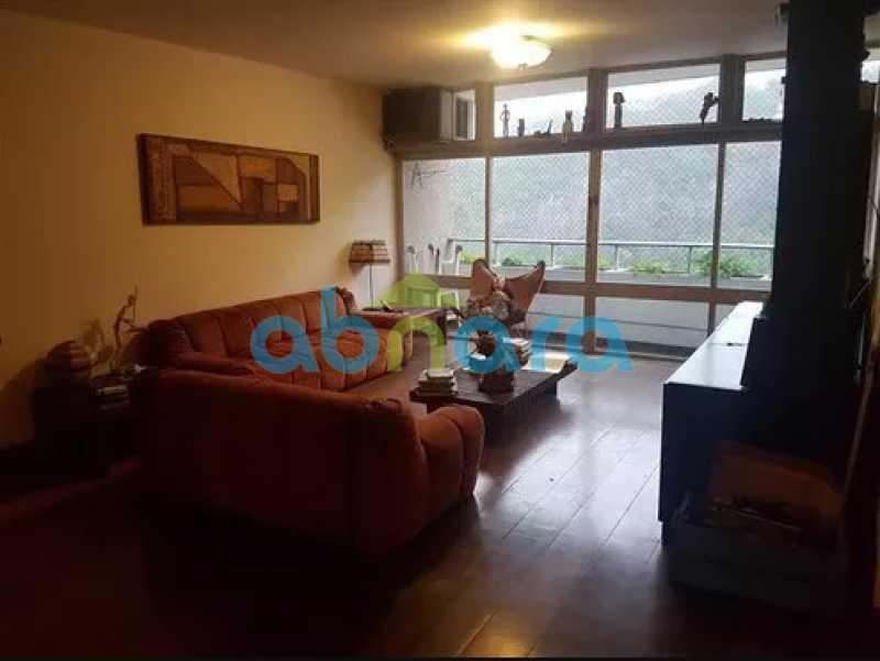 3. - Apartamento Leblon, Rio de Janeiro, RJ À Venda, 4 Quartos, 170m² - CPAP40247 - 5