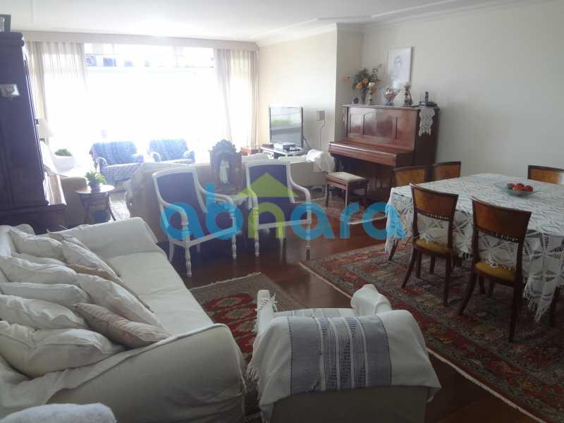 3 - Apartamento Leblon, Rio de Janeiro, RJ À Venda, 4 Quartos, 170m² - CPAP40251 - 4