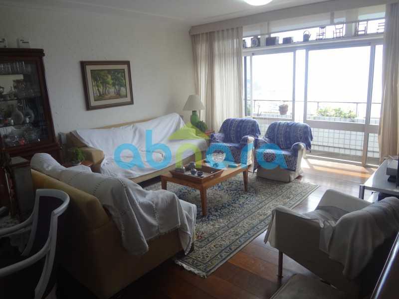 4 - Apartamento À Venda - Leblon - Rio de Janeiro - RJ - CPAP40251 - 5