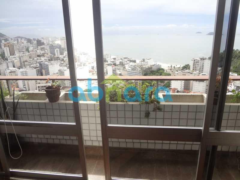 5 - Apartamento Leblon, Rio de Janeiro, RJ À Venda, 4 Quartos, 170m² - CPAP40251 - 6