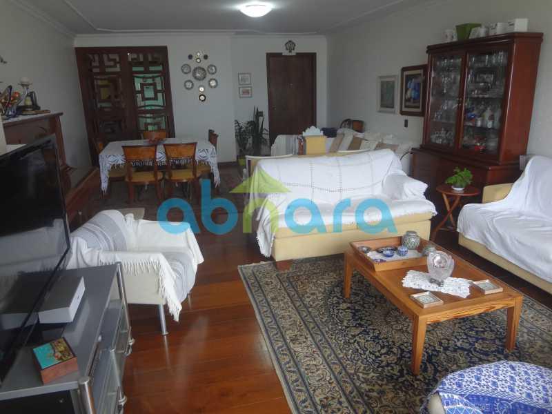 6 - Apartamento Leblon, Rio de Janeiro, RJ À Venda, 4 Quartos, 170m² - CPAP40251 - 7