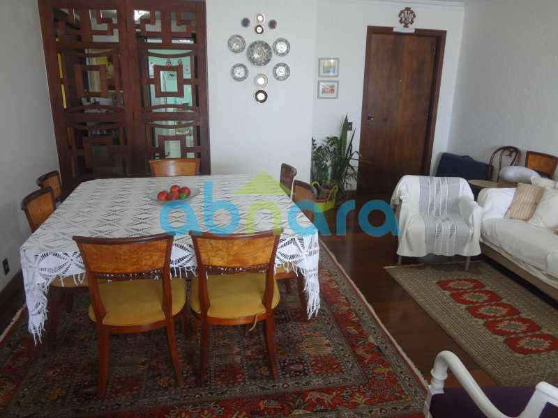 7 - Apartamento Leblon, Rio de Janeiro, RJ À Venda, 4 Quartos, 170m² - CPAP40251 - 8