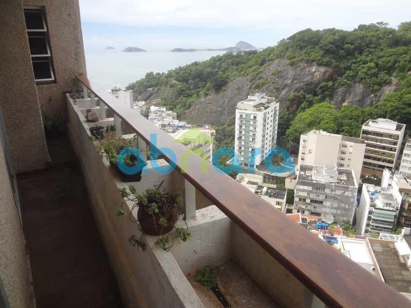 10a - Apartamento Leblon, Rio de Janeiro, RJ À Venda, 4 Quartos, 170m² - CPAP40251 - 12
