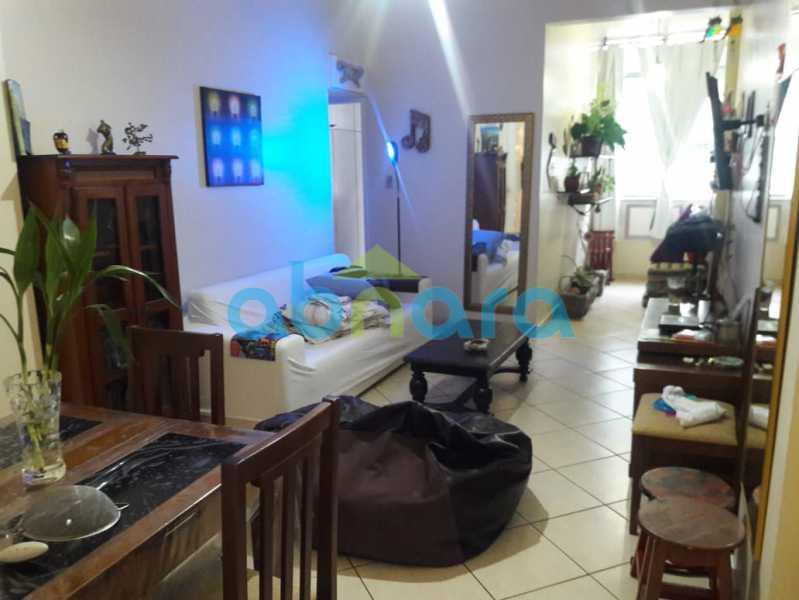 1 - Apartamento 1 quarto à venda Leme, Rio de Janeiro - R$ 890.000 - CPAP10245 - 1
