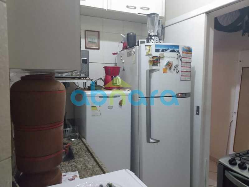 8 - Apartamento Leme, Rio de Janeiro, RJ À Venda, 1 Quarto, 60m² - CPAP10245 - 9