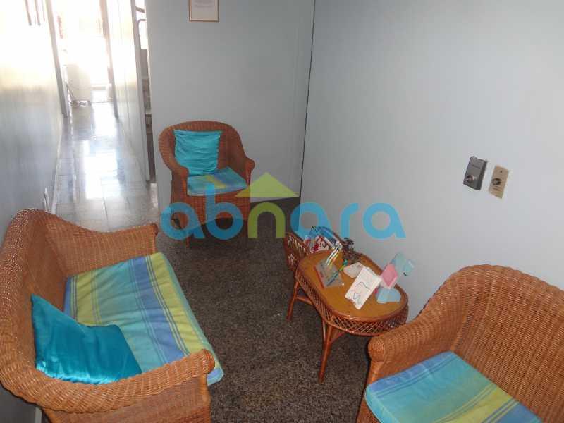 DSC04341 - Sala Comercial 35m² à venda Copacabana, Rio de Janeiro - R$ 320.000 - CPSL00041 - 1