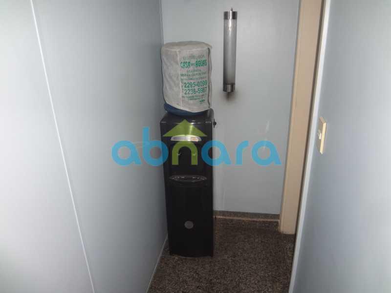 DSC04342 - Sala Comercial 35m² à venda Copacabana, Rio de Janeiro - R$ 320.000 - CPSL00041 - 3