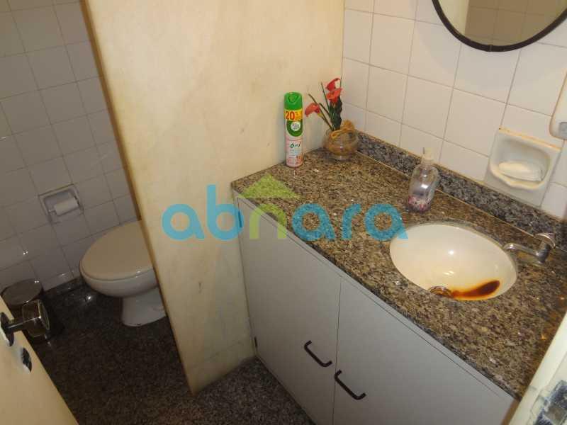DSC04343 - Sala Comercial 35m² à venda Copacabana, Rio de Janeiro - R$ 320.000 - CPSL00041 - 4