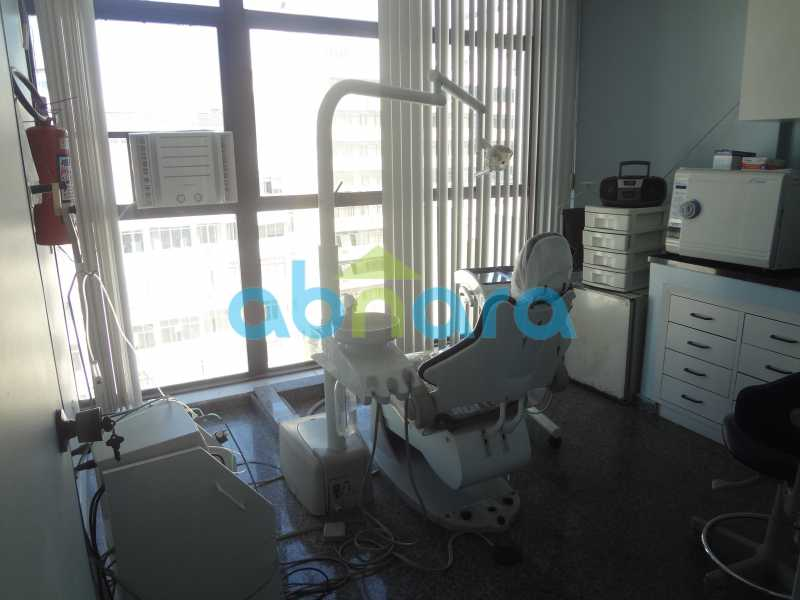 DSC04346 - Sala Comercial 35m² à venda Copacabana, Rio de Janeiro - R$ 320.000 - CPSL00041 - 6