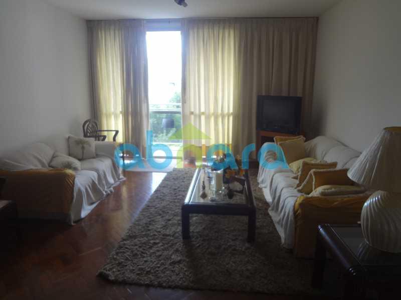 1 - Apartamento À Venda - Gávea - Rio de Janeiro - RJ - CPAP40261 - 1