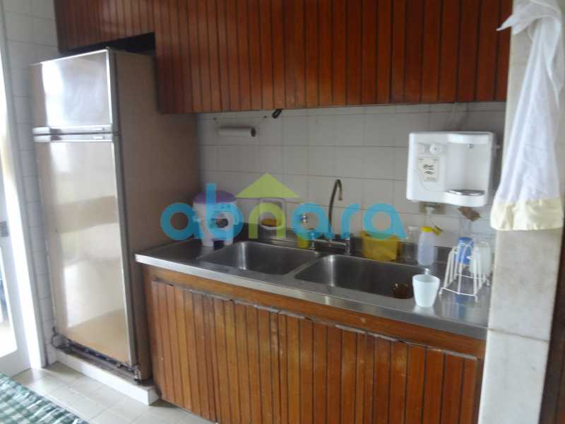 13 - Apartamento À Venda - Gávea - Rio de Janeiro - RJ - CPAP40261 - 14