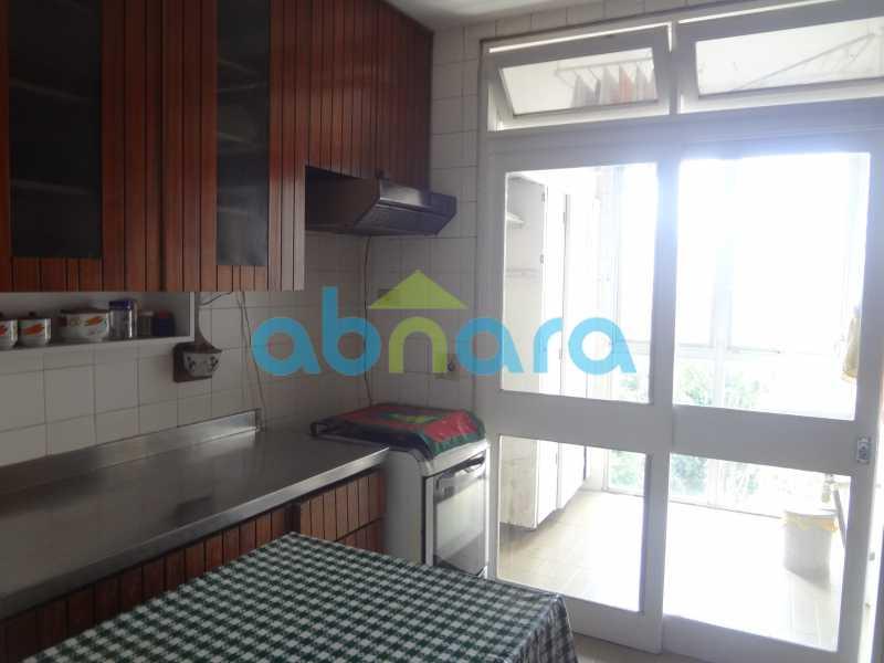 14 - Apartamento À Venda - Gávea - Rio de Janeiro - RJ - CPAP40261 - 15