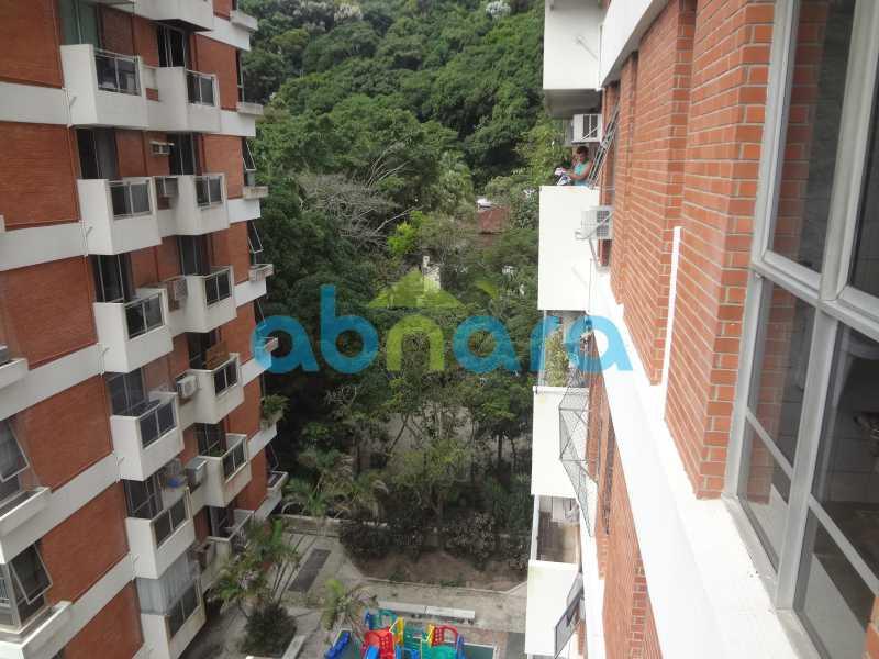 DSC05225 - Apartamento À Venda - Gávea - Rio de Janeiro - RJ - CPAP40261 - 19