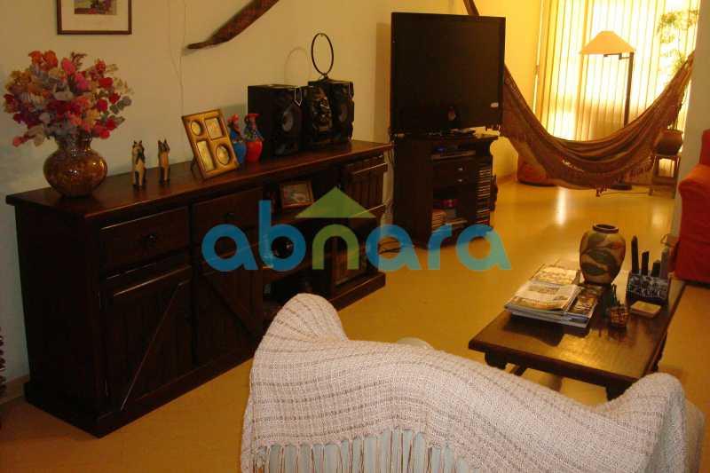 2-SALA - Apartamento 2 quartos à venda Botafogo, Rio de Janeiro - R$ 800.000 - CPAP20423 - 1