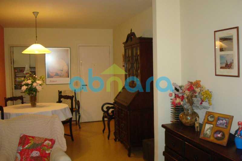 3-SALA - Apartamento 2 quartos à venda Botafogo, Rio de Janeiro - R$ 800.000 - CPAP20423 - 3