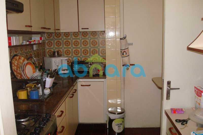 10-COZINHA - Apartamento 2 quartos à venda Botafogo, Rio de Janeiro - R$ 800.000 - CPAP20423 - 10