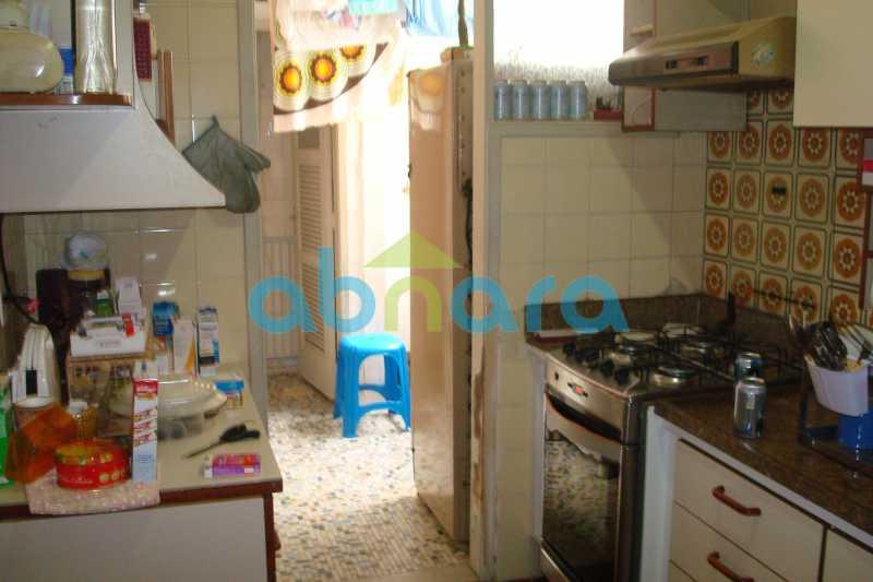 11-COZINHA - Apartamento 2 quartos à venda Botafogo, Rio de Janeiro - R$ 800.000 - CPAP20423 - 11