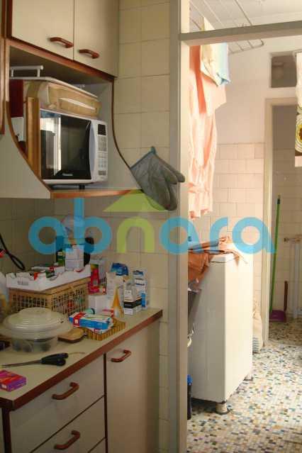 12-COZINHA - Apartamento 2 quartos à venda Botafogo, Rio de Janeiro - R$ 800.000 - CPAP20423 - 12