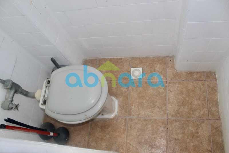 9. - Apartamento Copacabana, Rio de Janeiro, RJ À Venda, 1 Quarto, 45m² - CPAP10249 - 10