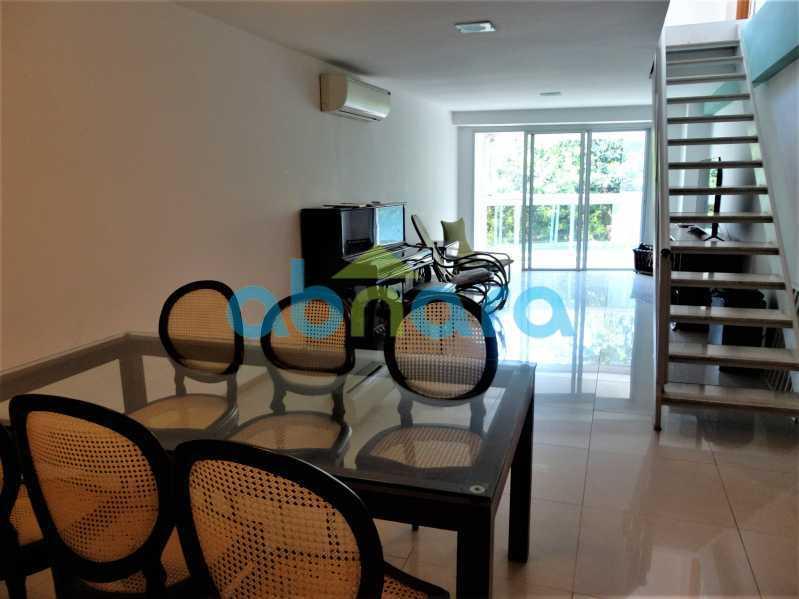 DSC01382 - Cobertura 3 quartos à venda Lagoa, Rio de Janeiro - R$ 2.399.000 - CPCO30079 - 3