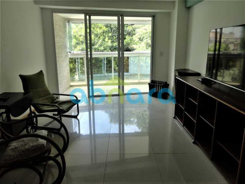 DSC01385 - Cobertura 3 quartos à venda Lagoa, Rio de Janeiro - R$ 2.399.000 - CPCO30079 - 4